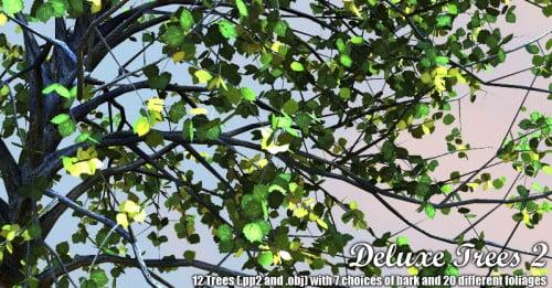 Deluxe Trees 2