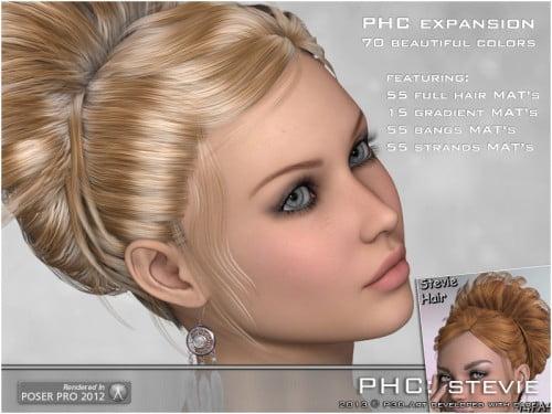 PHC: Stevie hair