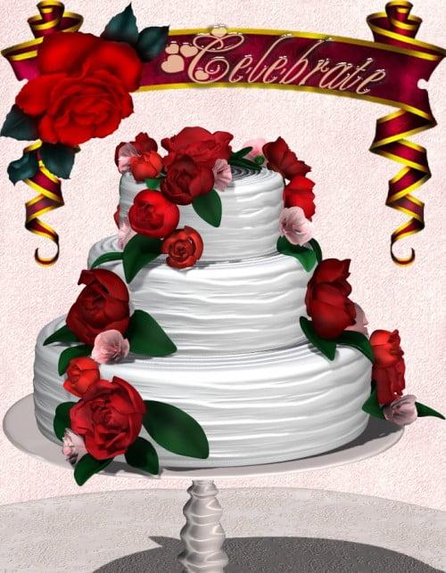 Celebrate - Wedding Cake
