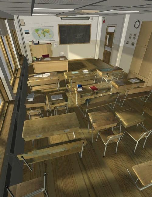 Interiors The Classroom