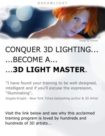 3D Light Master - Conquer Lighting Now