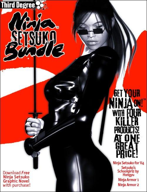 Ninja Setsuko Bundle