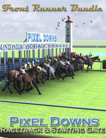 Pixel Downs Front Runner Bundle