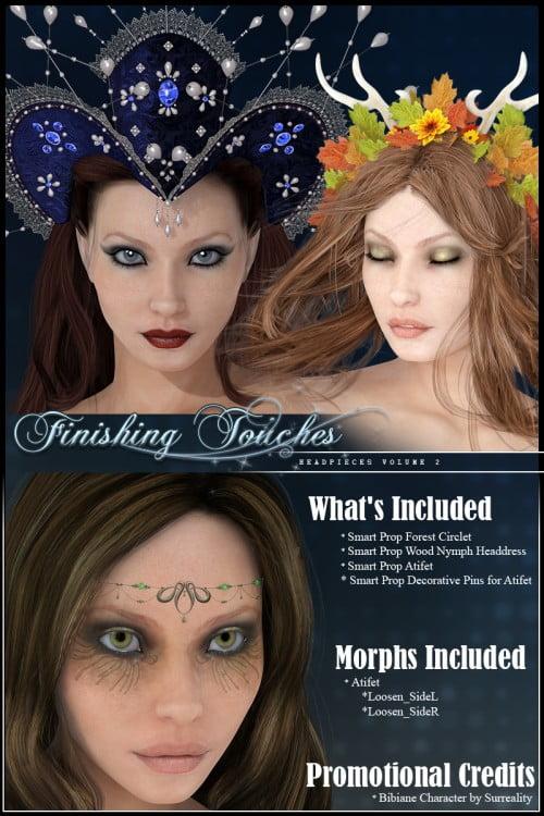 Finishing Touches: Headpieces Volume 2