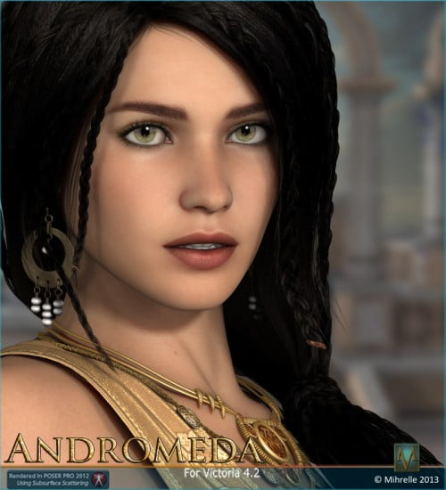 MRL Andromeda ⋆ 3d-stuff Community