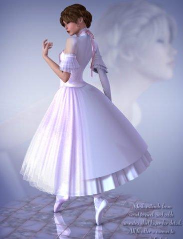 The Art of Dance - Ballet V4 - Performance Romance Tutu BUNDLE