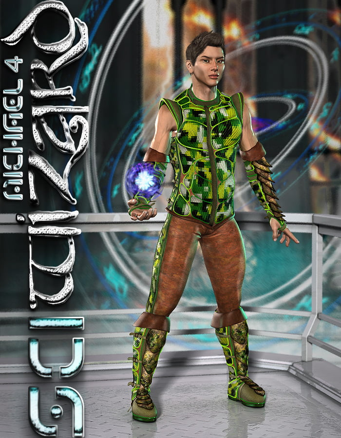 SciWizard outfit for Michael 4
