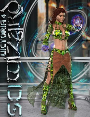 SciWizard outfit for Victoria 4
