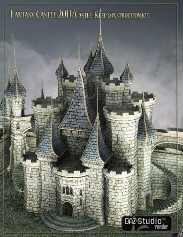 Fantasy Castle 2011 - Castle Keep
