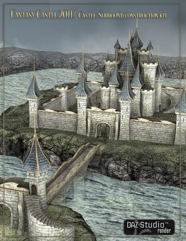 Fantasy Castle 2011 ? Castle Surround