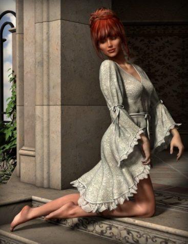 Florinda Dress