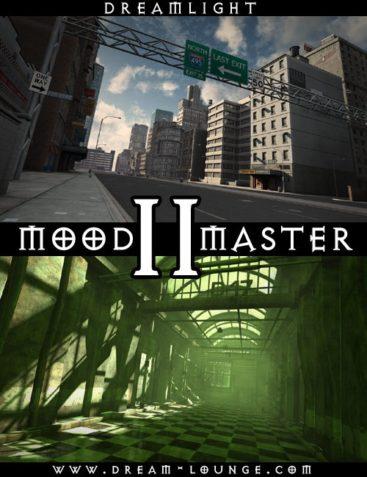 Mood Master 2 for DAZ Studio 3
