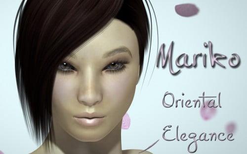 Mariko Oriental Elegance