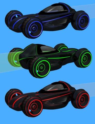 Light Cars