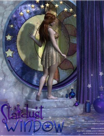 Stardust Window & Poses
