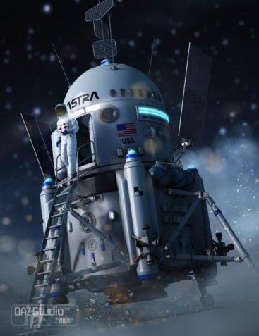 Moon Lander 2