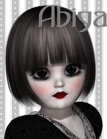 Abigail Doll K4