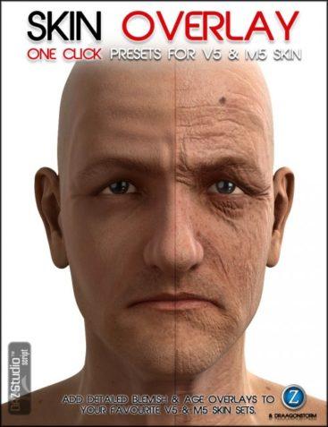 Skin Overlay for V5 and M5 Skin Sets