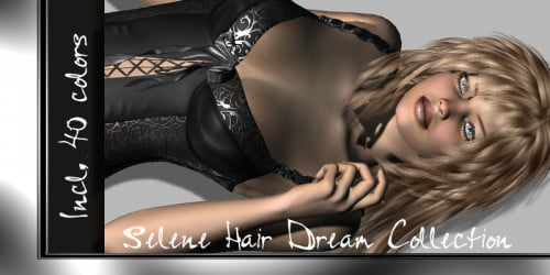 :: Selene Hair Dream Collection ::