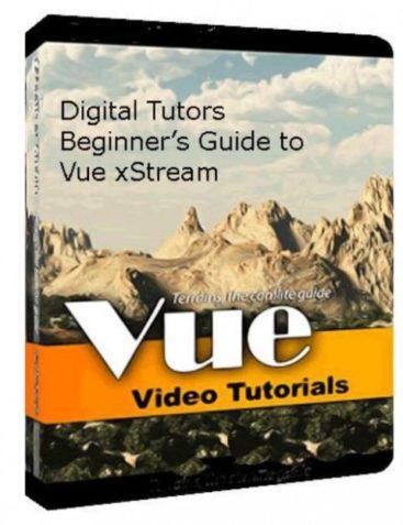 Digital Tutor's Beginner's Guide to Vue xStream