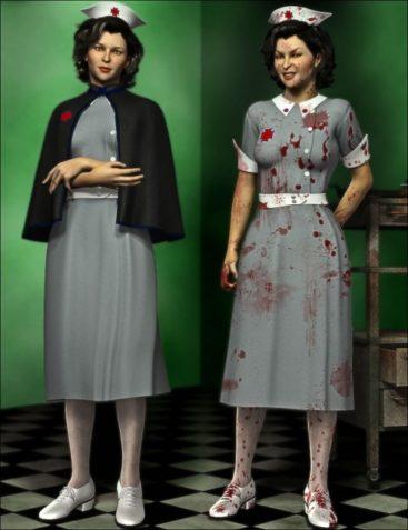 Good Nurse / Bad Nurse