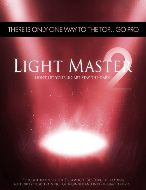 3D Light Master 2 - Go Pro
