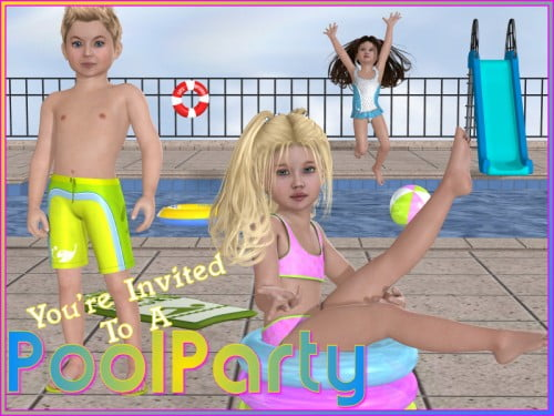 Pool Party K4