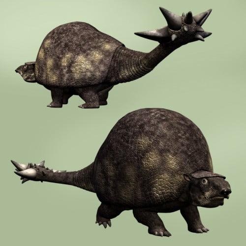 Doedicurus clavicaudatus ⋆ 3d-stuff Community
