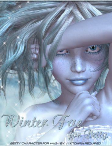 Betty Winter Fae