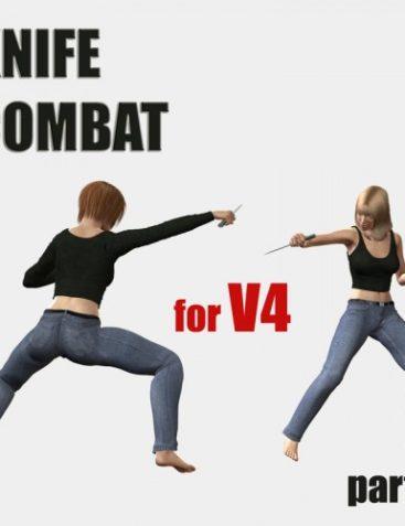 Knife combat