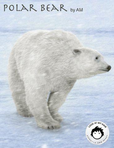 Polar Bear by AM