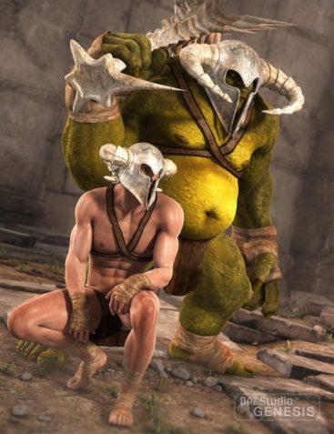 Primordial Barbarian Clothing