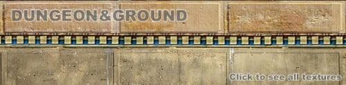 DUNGEON & GROUND TEXTURE PACK