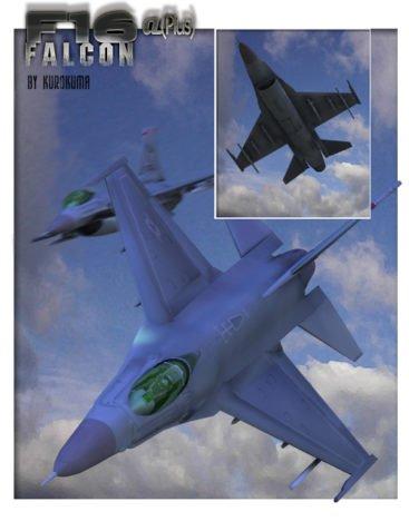 F16 A Fighting Falcon
