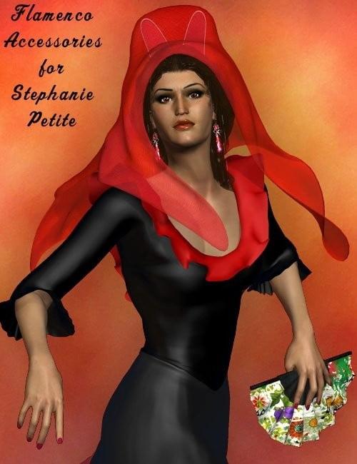 Spanish Rose — SP Flamenco Accessories