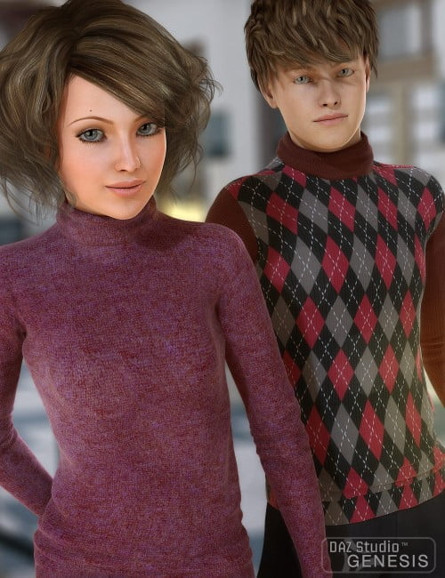 Real Deal for Real Feel Cozy Turtleneck
