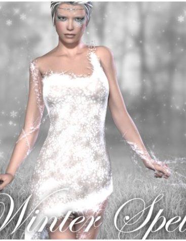 Winter Spells for Dreamy Dress & Spells of Magic