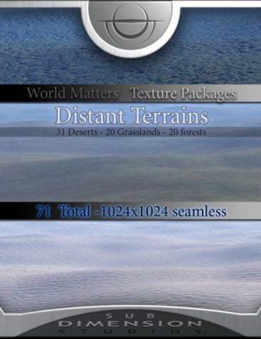 World Matters, Distant Terrains