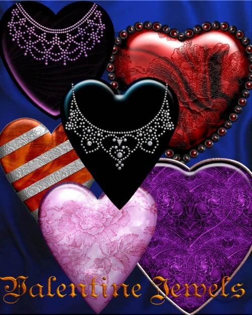 Harvest Moons Valentine Jewels