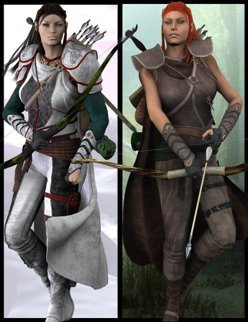 Northlander: Wastelands & Forest Clans