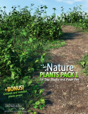 Nature - Plants Pack 1