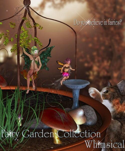 Fairy Garden Collection – Whimsical