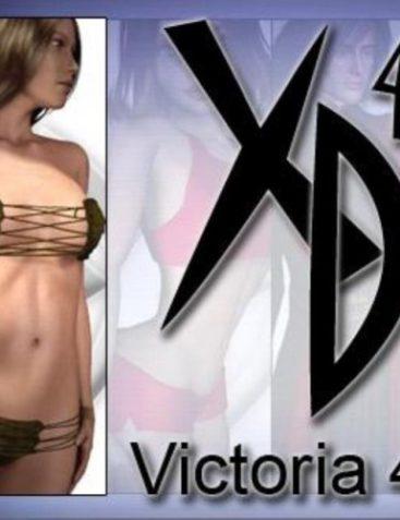 CrossDresser 4 License for Victoria 4