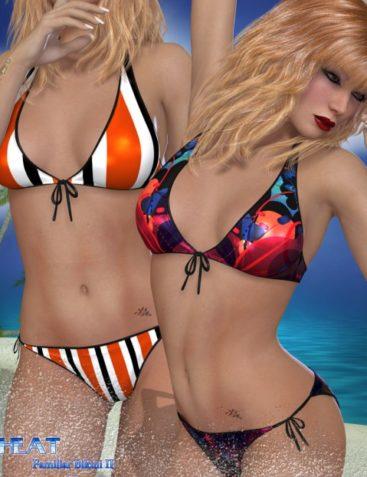 Heat - Familiar Bikini II