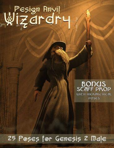 DA Wizardry Poses