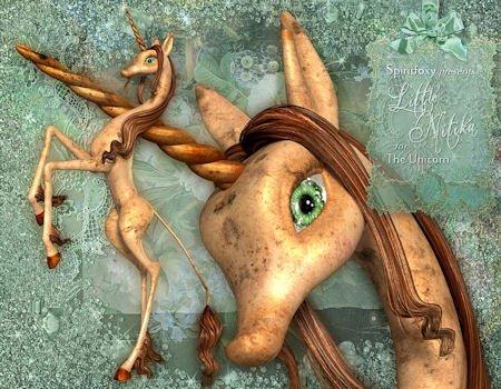 Little Nitika for The Unicorn