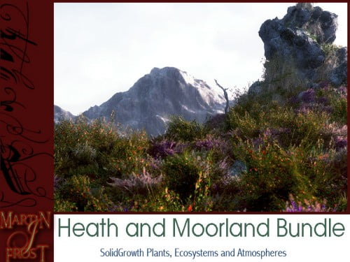 Heathland Bundle / Heath Moorland Bundle (Vue)