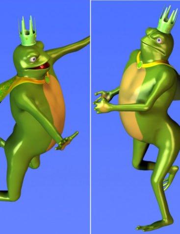 Oskarssons Frog King