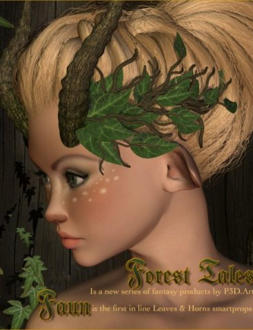 Forest Tales - Faun Props