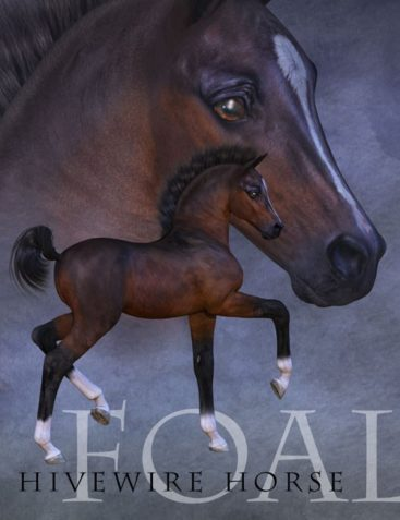 HiveWire Foal